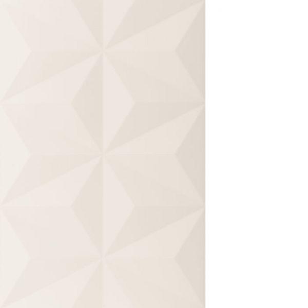 4D Diamond White Pattern
