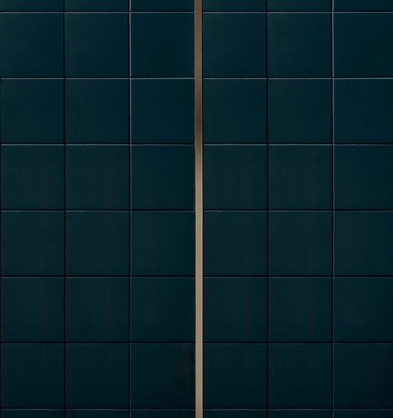 4D Square Field Tile (Deep Blue) Pattern