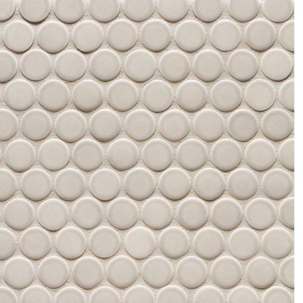 6th Avenue Round Mosaic (Flog Gloss)