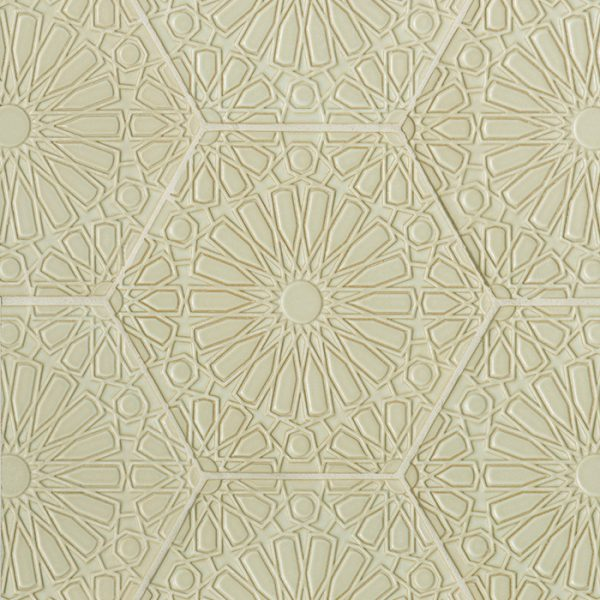 Andalucia Fez (Agave Matte) Pattern