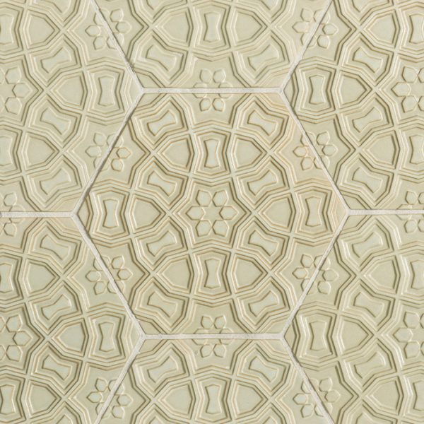 Andalucia Marrakesh (Agave Matte) Pattern