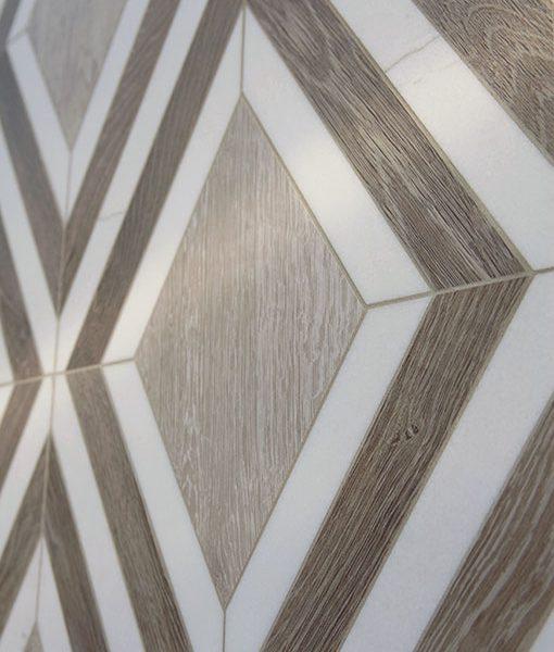 Argyle Pattern in Linen
