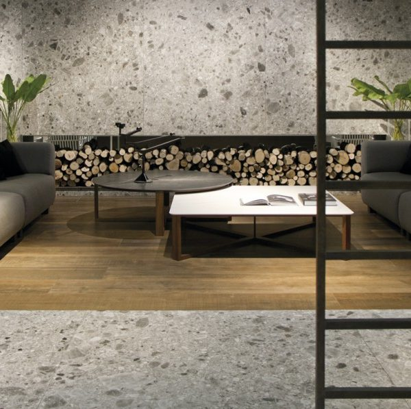 Inalco Iseo Gris in Bush Hammered Finish (7)