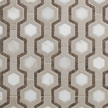 Tangent Honeycomb (Ash)