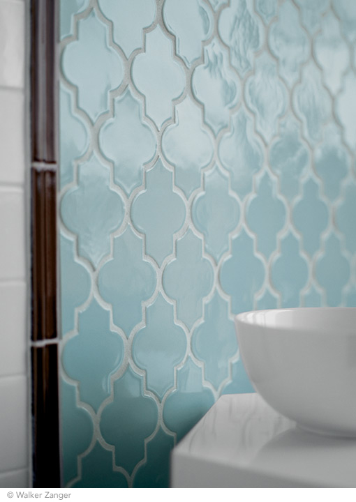 Vibe Ashbury Mosaic in Powder Blue
