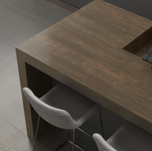 Inalco Oxide Bench Top